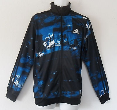 ADIDAS SHOE CHAOS AOP Track sweat shirt Jacket superstar top