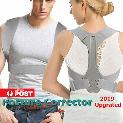 MOST WANTED- Unisex Posture Corrector Lumbar Lower Back Support Shoulder Brace