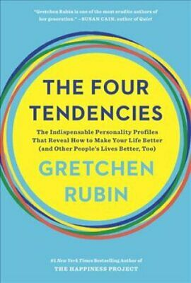 The Four Tendencies by Gretchen Rubin 9781524762421 (Paperback, 2018)