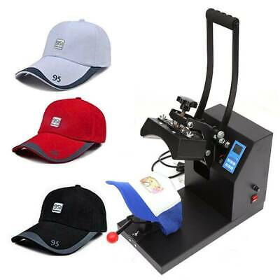Digital Golf Hat Cap Heat Press Machine Heat Transfer Machine DIY Print Pattern