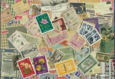 Macao 25 different stamps