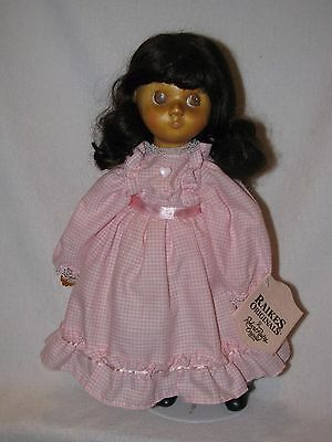 "16"" Robert Raikes Wooden Doll Molly 1989"