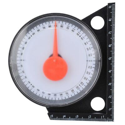 Inclinometer Angle Finder Slope Protractor Tilt Level Meter Clinometer Gauge