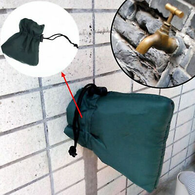 Winter Outside Tap Cover Frost Jacket Insulated Protector Thermal Outdoor Garden
