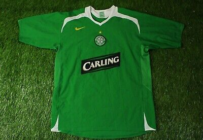 c5d792e7bff Celtic Scotland 2005 2006 Football Soccer Shirt Jersey Away Nike Original  Size L
