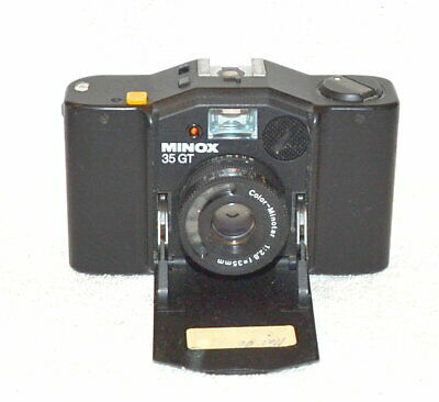 Photografica,Minox 35 GT,  35mm,Kamera Color-Minotar 1:2.8 35mm Optik