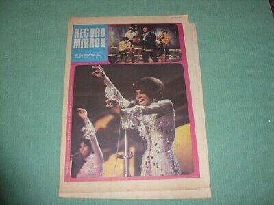 Record Mirror  Mar 16  1968  Diana Ross, Dave Dee