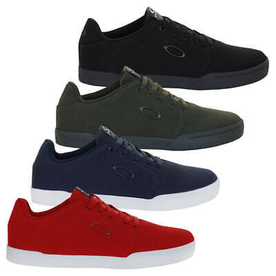 Oakley Mens 2019 Oakley Canvas Flyer Comfort Padded Durable Trainers