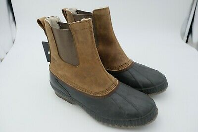 03985da0d06 SOREL CHEYANNE II Men's Boots Quarry Buffalo Size US 10.5 EU 43.5 ...