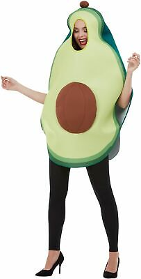 AVOCADO PLANT FRUIT Emoji Meme Costume Adults Fancy Dress