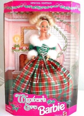 Barbie 1994 WINTER'S EVE Special Edition #13613 NRFB