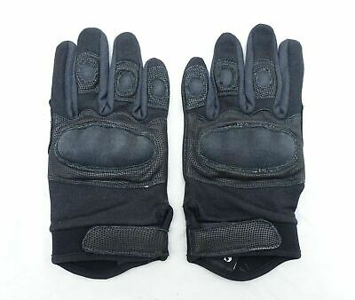 New Ex Police Solo Hard Knuckle Tactical Firearm Gloves Security Paintball GLV08