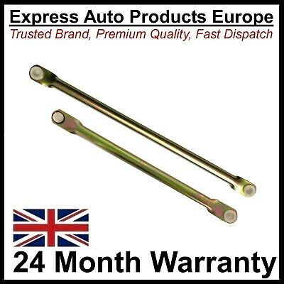 PAIR Windscreen Wiper Rod Linkage Repair Set VAUXHALL V146 & V946