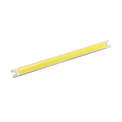 300mA 4W COB LED Strip Light Lamp Chip Pure White 100mmx8mm Luminous Surface