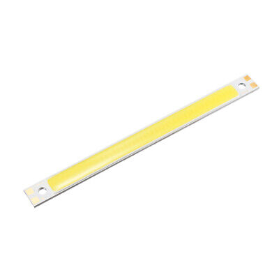 300mA 3W COB LED Strip Light Lamp Chip Pure White 100mmx9mm Luminous Surface