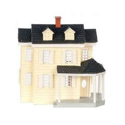 Falcon 1:12 Dollhouse for dollhouse Small Victorian house resin open back A4243B