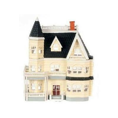 Falcon 1:12 Dollhouse for dollhouse Large Victorian house resin open back A4244B
