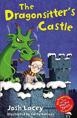 New, The Dragonsitter's Castle (The Dragonsitter series), Josh Lacey, Book