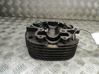 Yamaha XT500 XT 500 1E6 1976-On Cylinder Head And Valves