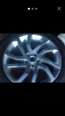 land Rover  Discovery 20 inch wheel