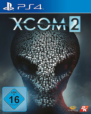 Sony Playstation 4 PS4 Spiel XCOM 2