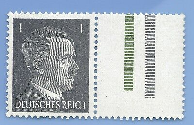 Nazi Germany Third Reich 1941 Adolf Hitler 1 stamp MNH WW2 ERA #r