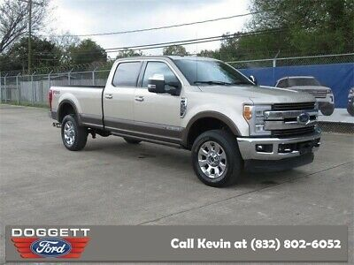 2017 F-350 -- 2017 Ford Super Duty F-350 SRW, White Gold Metallic with 47,742 Miles available