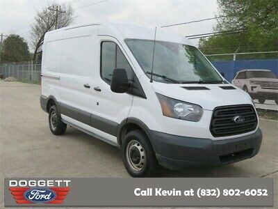 2017 Transit Connect -- 2017 Ford Transit Van, Oxford White with 15,427 Miles available now!