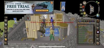 QUESTED ZERKER 99 Wc 90 Fish Fire Cape Osrs Original Email