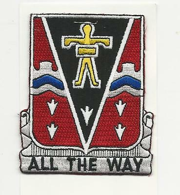 Us Army Patch - 509Th Airborne Infantry Regiment - All The Way