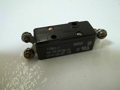 SPDT 313SX5-T MICROSWITCH 1A 0.31N Switch Snap Action N.O.//N.C