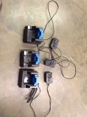 3 Industrial Scientific Ventis MX4 Wall Chargers 18108191 Power Supplies