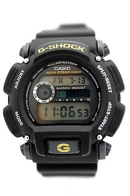 CASIO G-SHOCK  Watch  DW9052-1B Black Classic Style Digital Timekeeping