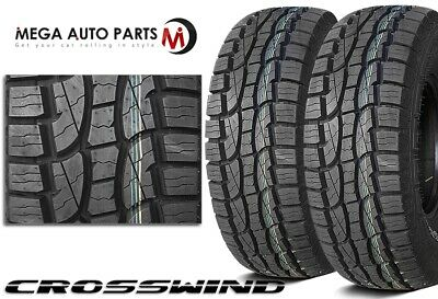 Linglong Crosswind Tires >> 2 New Linglong Crosswind At 265 70r18 Tires 344 98 Picclick