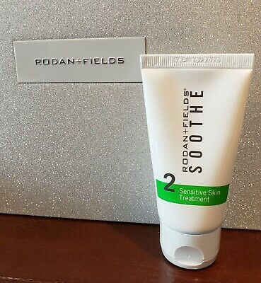 Rodan and Fields Soothe Step 2 Sensitive Skin Treatment 1.7 oz NEW (Exp 10-2020)