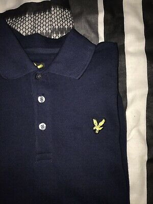 Lyle And Scott Short Sleeve Polo
