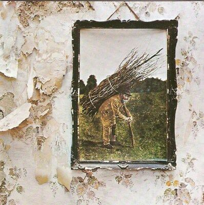 Led Zeppelin - IV [Untitled] [Four Symbols] (CD 1997) Remastered Reissue