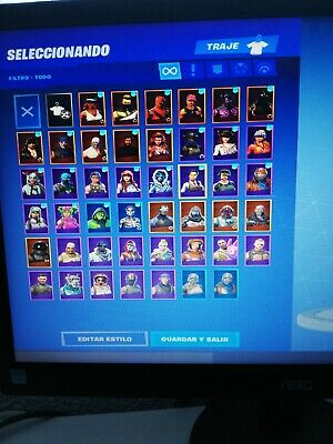 FORTNITE RANDOM ACCOUNT ALL PLATAFORMS with mako and more VALORATED IN 1000 €✔️