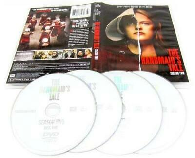 The Handmaid's Tale Season Two 2018 TV Series DVD New Sealed US Seller