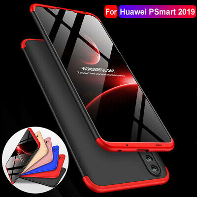 For Huawei P Smart 2019 Honor 8C View 20 Case Hybrid 360° Protective Armor Cover