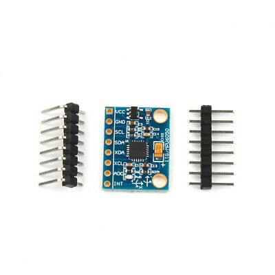 New GY-521 MPU-6050 6DOF 3 Axis Gyro And Accelerometer Sensor Module For Arduino