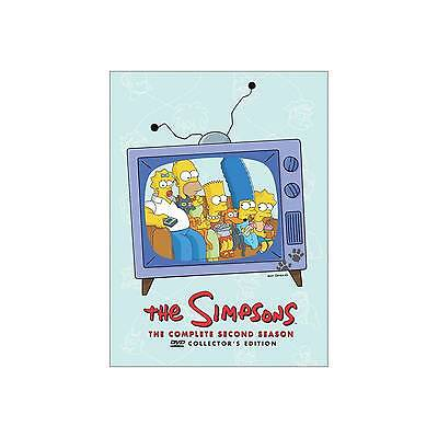 The Simpsons - The 2 Second Season (DVD, 2012) DISC 3 ONLY