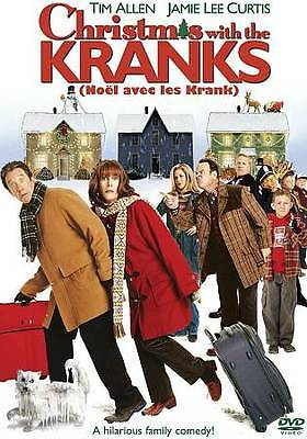 Christmas with the Kranks (DVD, 2007, Canadian) DISC IS MINT