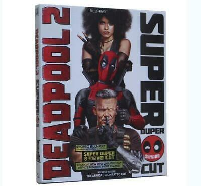 Deadpool 2 - Blu Ray - New