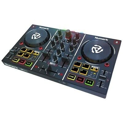 Numark Party Mix DJ Controller with Built-in Light Show 5