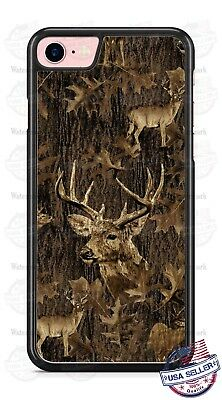 Buck Wood Deer Customize Phone Case Cover For iPhone Samsung Google  LG iPod
