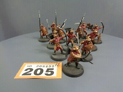 Warhammer Middle Earth Lord of the Rings Easterlings Easterling Warriors 205