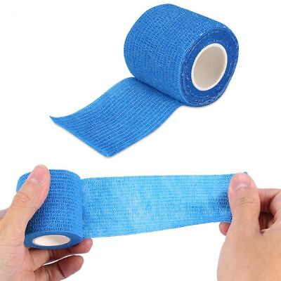 6pcs Useful Medical Waterproof Tape First Aid Self-Adhesive Bandage Gauze Wrap