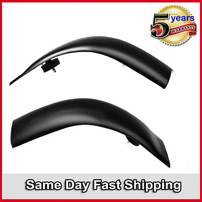 Left Driver /& Right Passenger Roof Moldings For 99 00-07 Ford Super Duty Upgrade