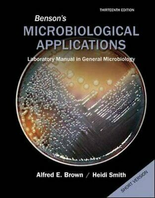 PDF] LAB MANUAL and Workbook in Microbiology Applications to Patient